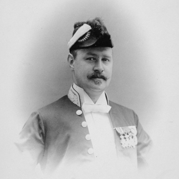 Christian Thams Bårdshaug Herregård