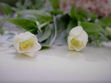 Blomster minnesamvær Bårdshaug Herregård