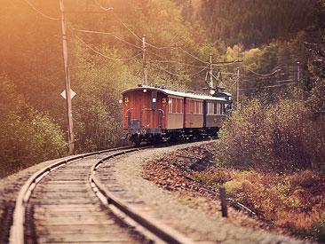 Thamshavnbanen fra Orkanger til Løkken