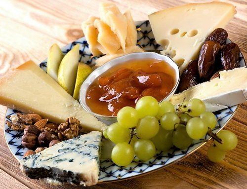 Vi elsker lokal ost!