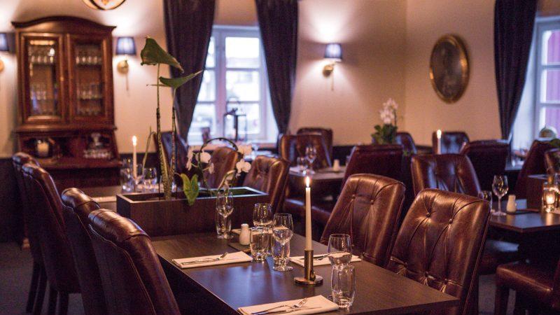 Restaurant Ministeren Bårdshaug Herregård