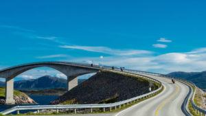 Motorsykkeltur Atlanterhavsveien