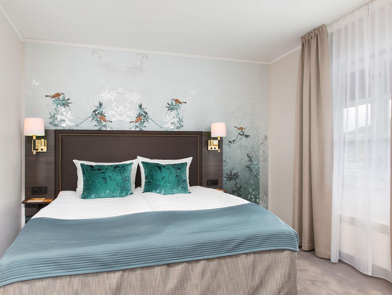Superior room Bårdshaug Herregård