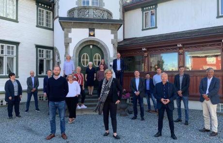 Ordførersamling Bårdshaug Herregård