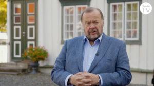 Marvin Wiseth og TrønderTV på Bårdshaug Herregård