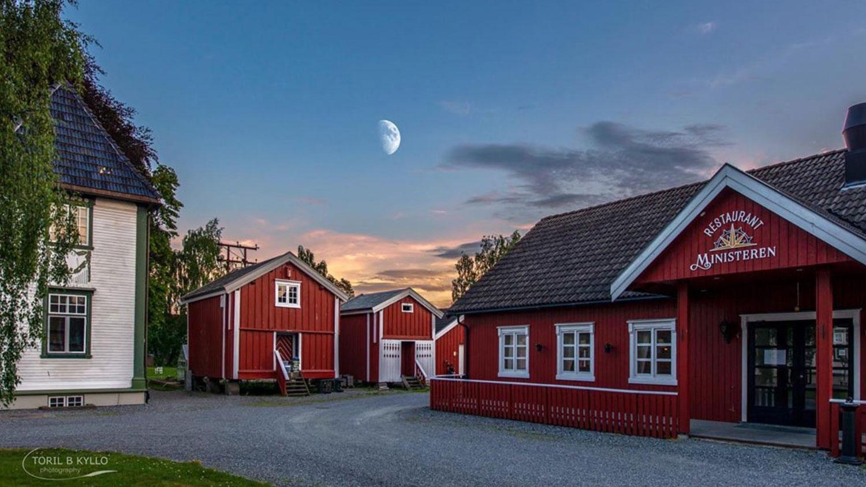 Foto av Restaurant Ministeren av Toril Kyllo