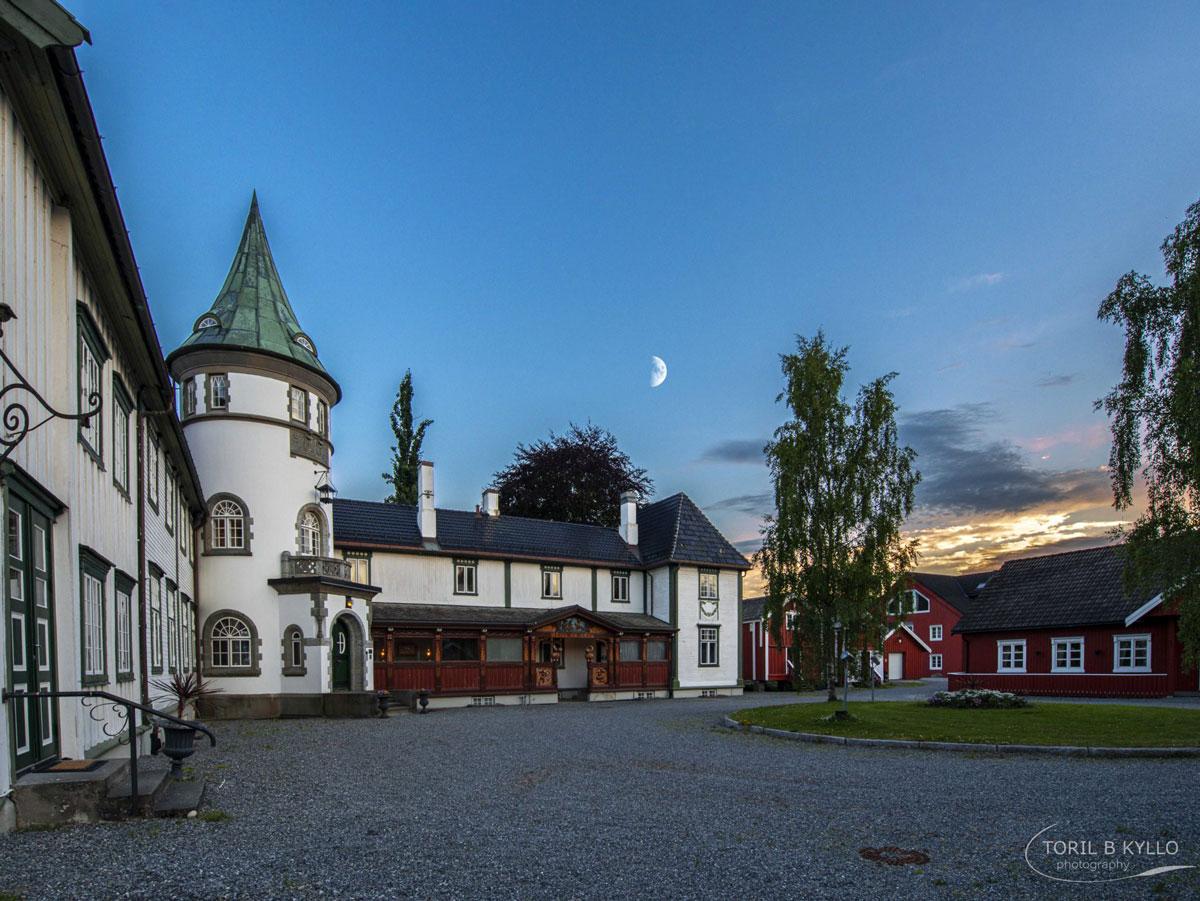 Bårdshaug Herregård foto Toril Kyllo