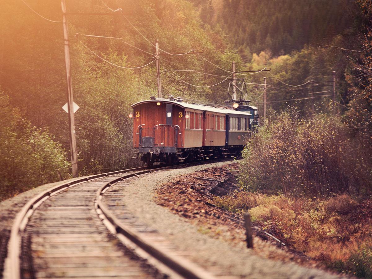 Thamshavnbanen, Foto: Stine Aaslokk