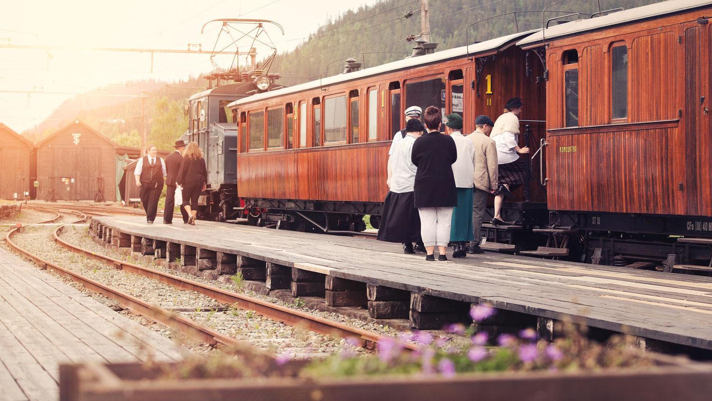 Thamshavnbanen foto: Stine Aasløkk