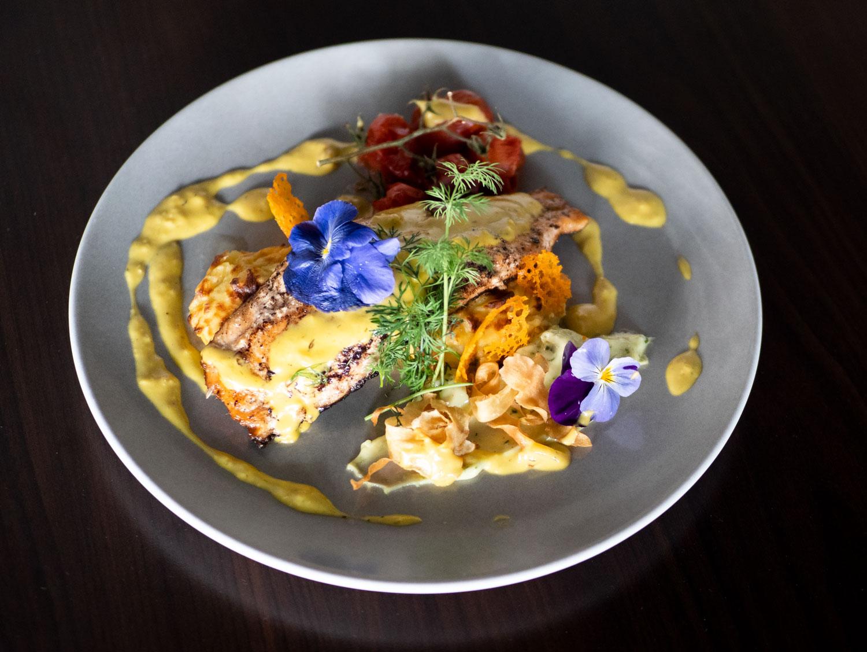 Fjellrøye Restaurant Ministeren