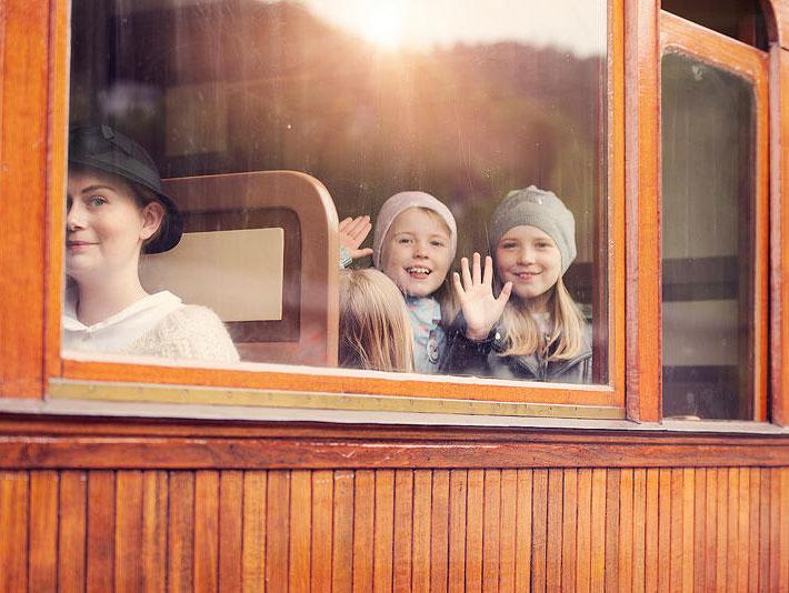 Thamshavnbanen - en spennende reise for alle aldre
