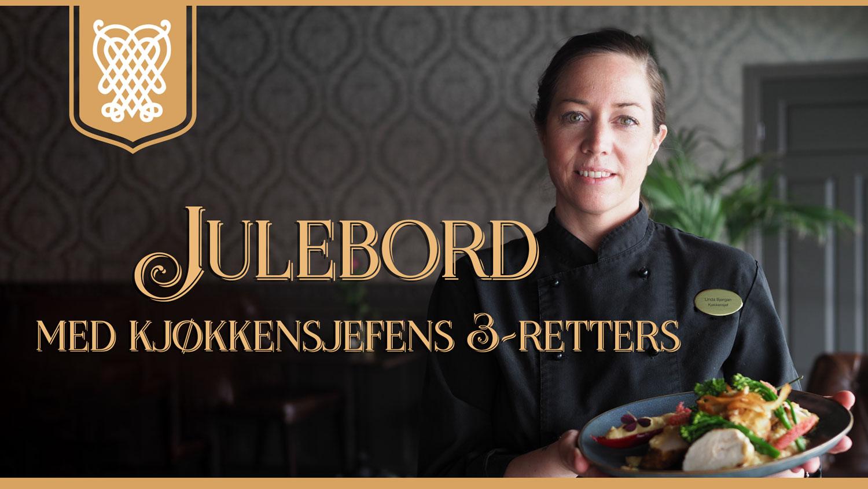 Bårdshaug Herregård Julebord