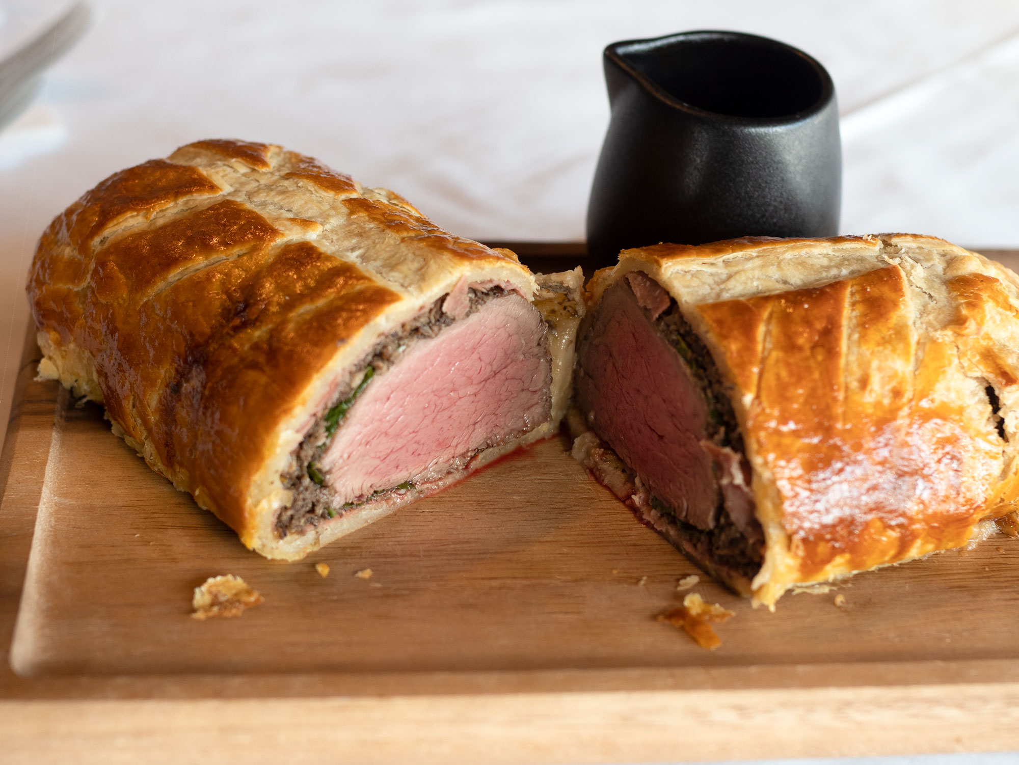 Beef Wellington Restaurant Ministeren