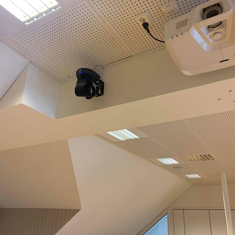 Montering av videokonferanseutstyr Orkanger